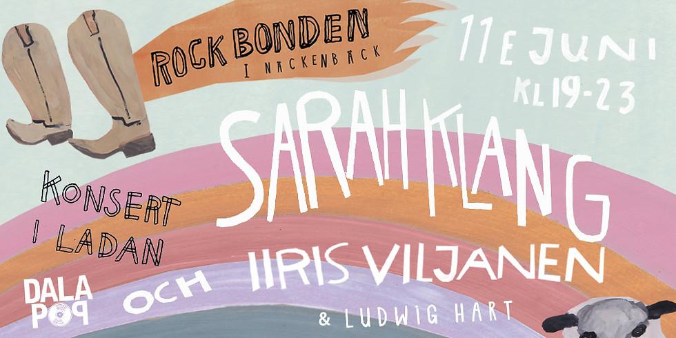 Sarah Klang & Iiris Viljanen - 11 juni