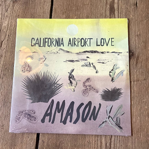 Amason - California Airport Love (Vinyl EP)