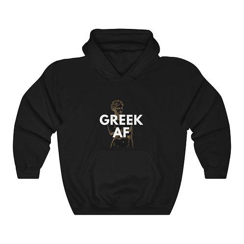 Greek AF Unisex Heavy Blend™ Hoodie