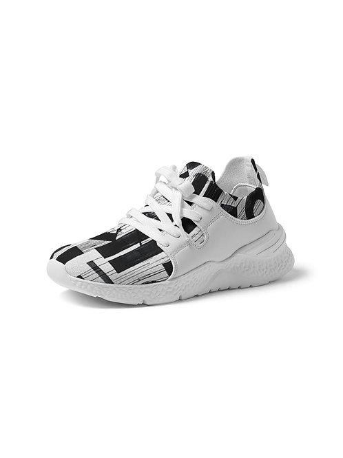 EVMO Calligraphy Sneakers