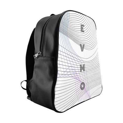 EVMO Vibe Backpack - White