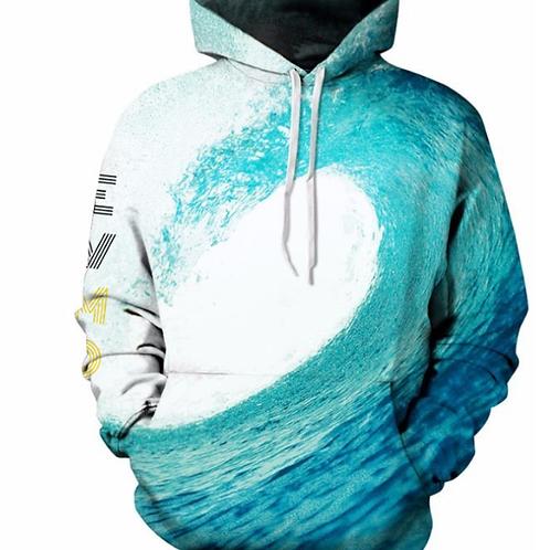 EVMO Ocean Hoodie
