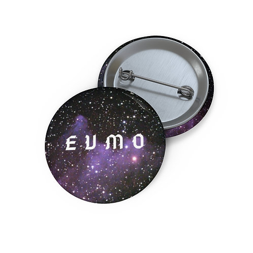 EVMO Milky Way Pin Buttons
