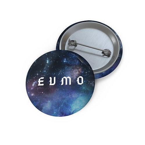 EVMO Andromeda Galaxy Pin Buttons