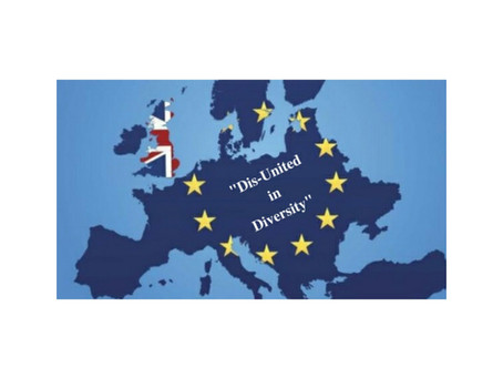 The EU: (DIS)United in Diversity?