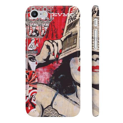 Retro Case - Samsung & iPhone 7