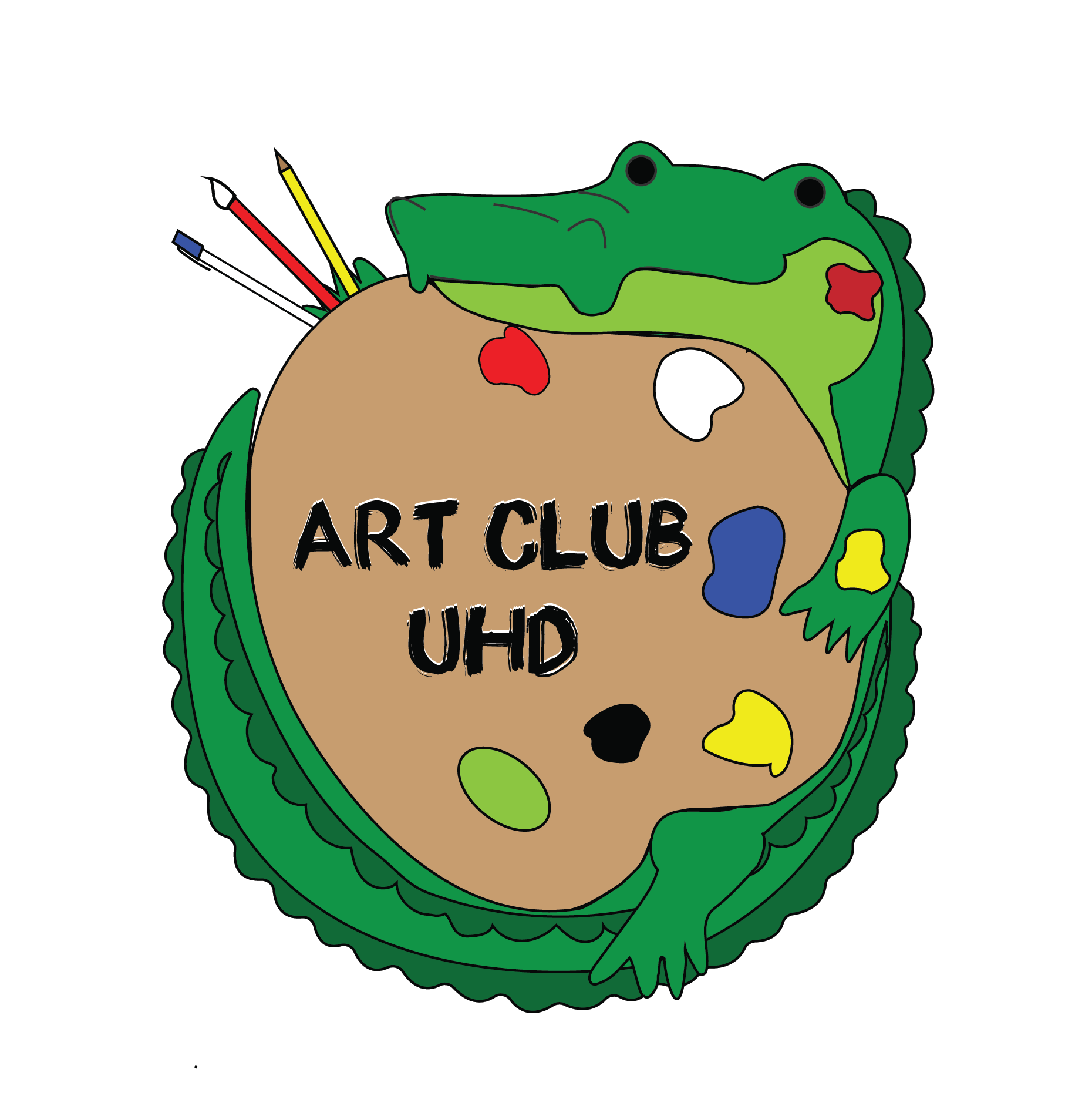 Art Club UHD Circle Logo 1