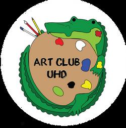 Art Club UHD Circle Logo 1