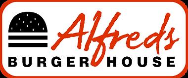 Alfred's Logo via GIMP with White Box.pn