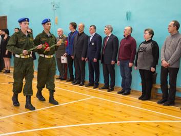 6 декабря состоялось очередное торжественное мероприятие в честь Дня неизвестного солдата, организов