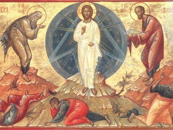 Сегодня Православная церковь отмечает праздник Преображения Господа Бога и Спаса нашего Иисуса Христ