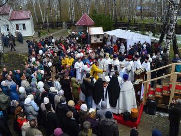 Новосибирское отделение Общества «Двуглавый Орел» 19 мая в день 150- летия со дня рождения Царя Нико