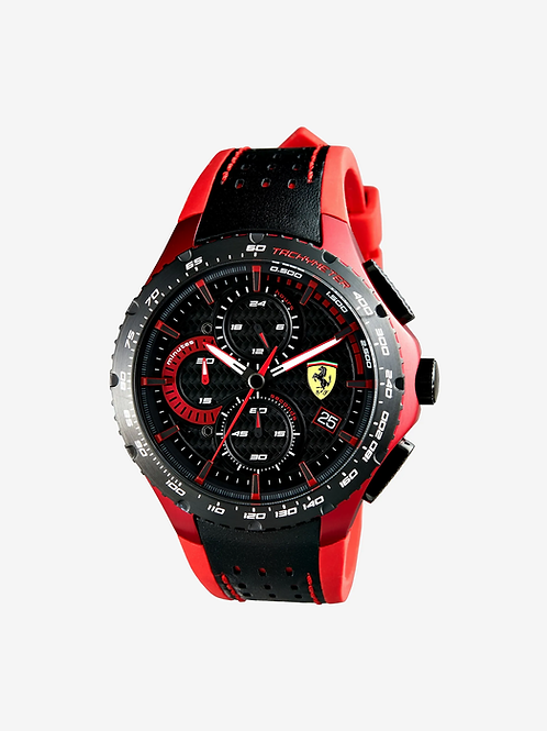 Ferrari Pista crono