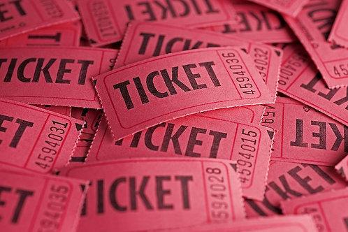 5/20 Raffle Ticket - Unlimited Entries