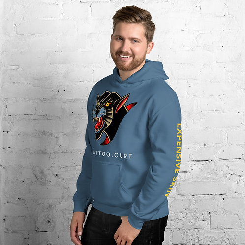 Limited Edition Panther - Expensive Skin Hoodie
