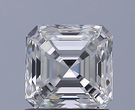 GIA 1.09ct G IF (Square Emerald)