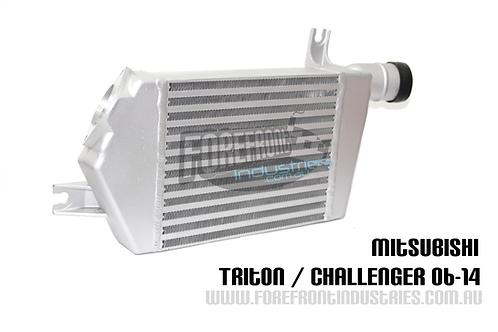 Mitsubishi Triton 2.5 3.2 Upgrade intercooler