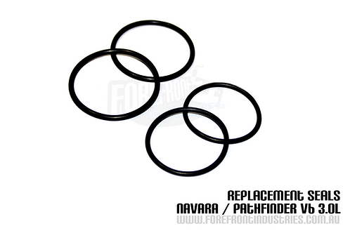 D40 / Pathfinder v6 550 V9X replacement Hot pipe seals