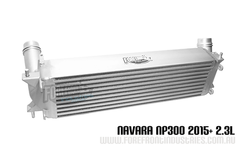Navara D23 NP300 2.3L  INTERCOOLER upgrade