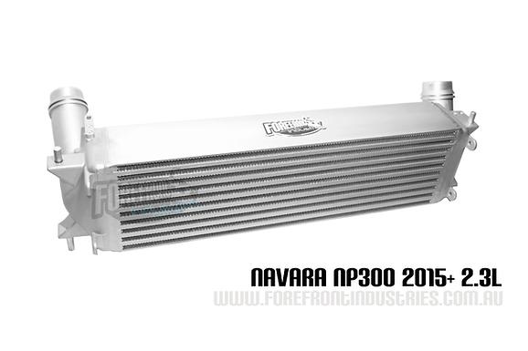 Navara D23 NP300 2.3L  INTERCOOLER upgrade