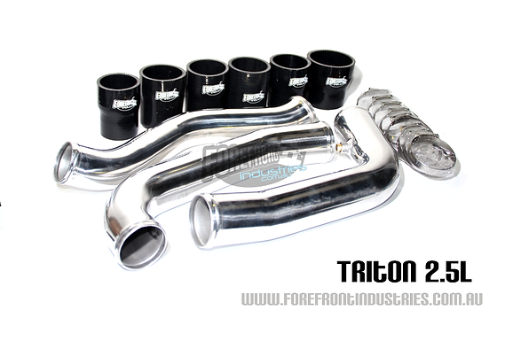 Mitsubishi Triton / Challenger 2009+ 2.5L 4x4 Intercooler piping