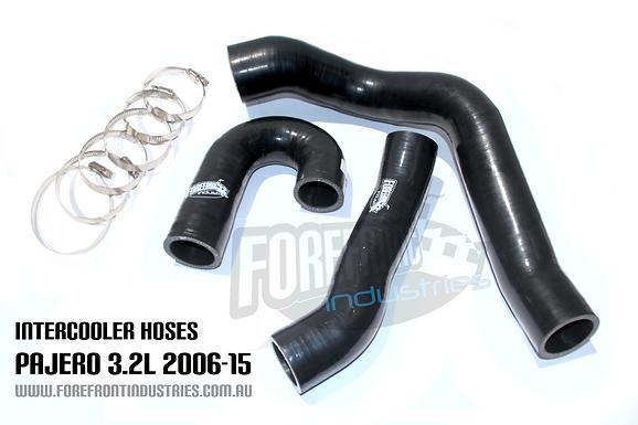 Pajero Intercooler Hoses 3.2L 2006-2015