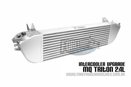 Mitsubishi Triton MQ 2.4l Upgrade intercooler