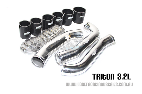 Mitsubishi Triton 2006+ 3.2L Intercooler piping