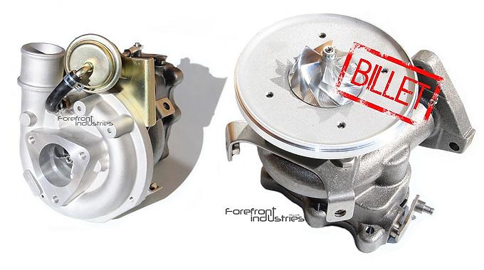 Nissan Navara D22 ZD30 3.0L Turbocharger