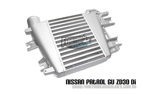 GU Patrol ZD30 Di 97-07 Intercooler Upgrade