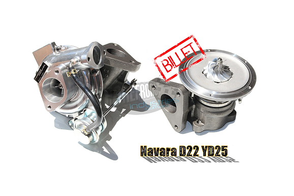 Nissan Navara D22 YD25 2.5l turbocharger