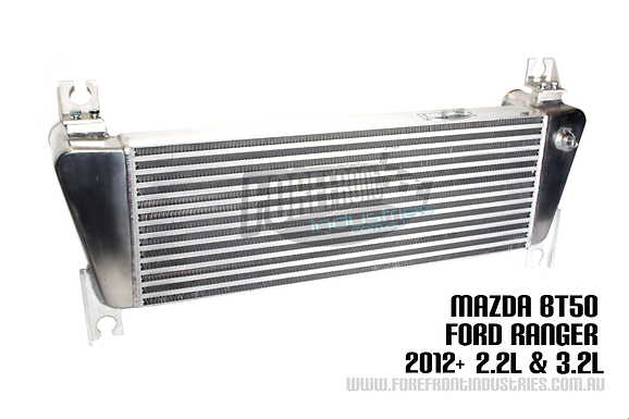 Ford Ranger Mazda BT50 Intercooler 2012+ upgrade