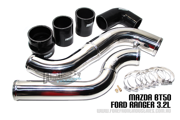 Ranger and BT50 intercooler piping kit 3.2L (Stage 3  alloy)