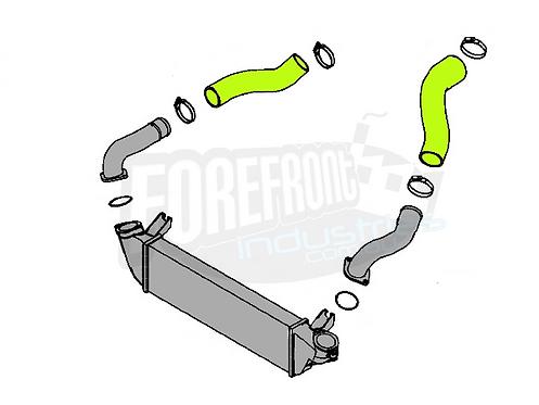 Pajero Sport 2.4l 2016+ intercooler hose Upgrade