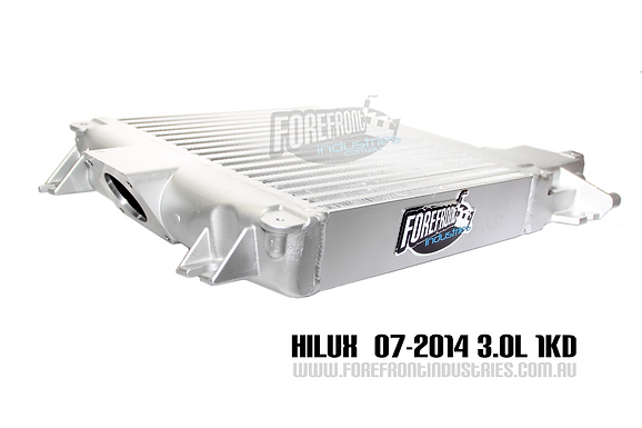 Toyota Hilux Intercooler D4D 2007-14 Upgrade