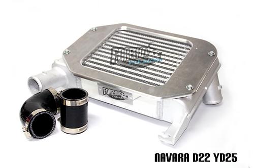 Nissan Navara D22 YD25 2.5L UPGRADE  Intercooler