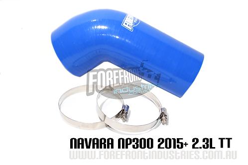 Navara NP300 2.3L tt Intake Pipe Upgrade