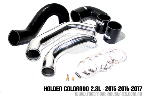 RG Colorado RG 2015 to 2020 only Intercooler piping kit