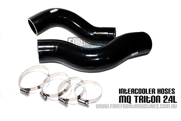 MQ Triton / Pajero Sport 2.4l 2016+ intercooler hose Upgrade