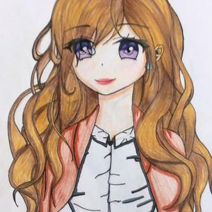 Manga-Girl