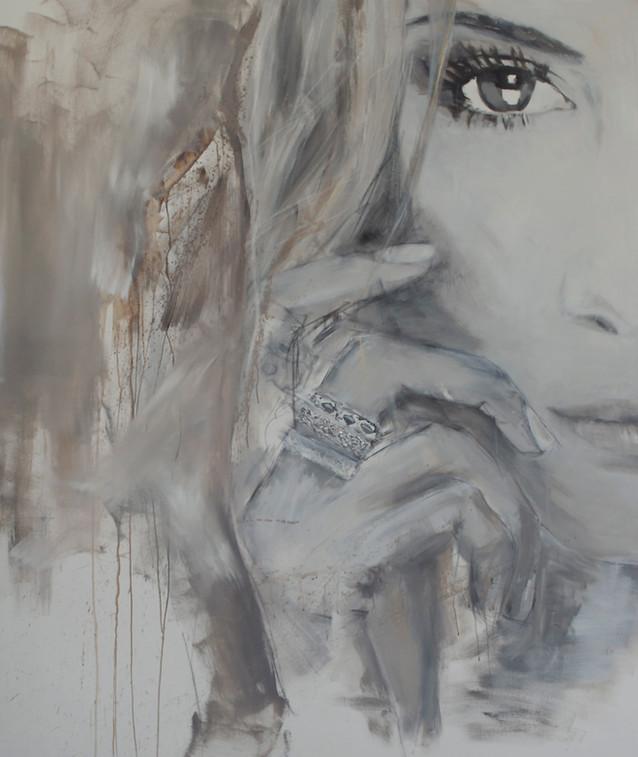 Lady mit Ring, 2014