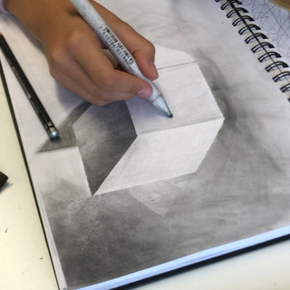 3D Objekte zeichnen