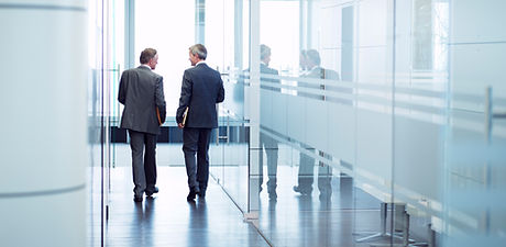 Due uomini in Office