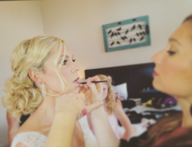 Hair and Makeup by Justine