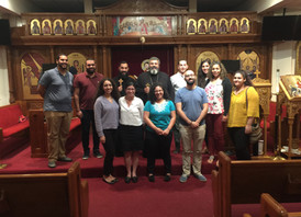 HVM GYP - Fr. Kyrillos: Ways to Incorporate God in Our Daily Lives