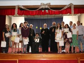 Church Graduation - June 2019