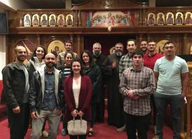 HVM GYP Meeting: Fr. Gregory Bishay