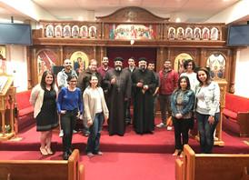 "HVM GYP Meeting: Fr. Gregory Bishay ""Rebuilding – Book of Haggai"""