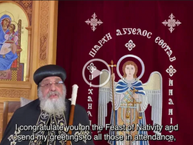 Feast of Nativity 2021 - H.H. Pope Tawadros Festal Message
