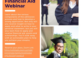 Coptic Educational Foundation | College Admission & Financial Aid Webinar